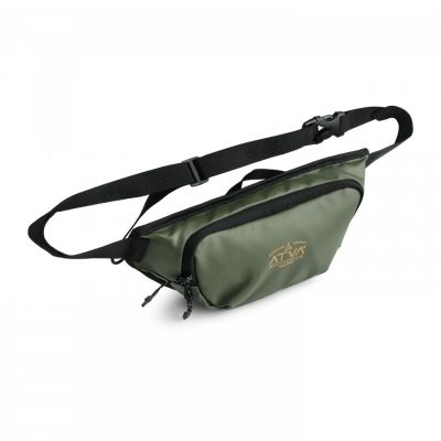 Tas Waistbag Hijau Tua force wb Green Army