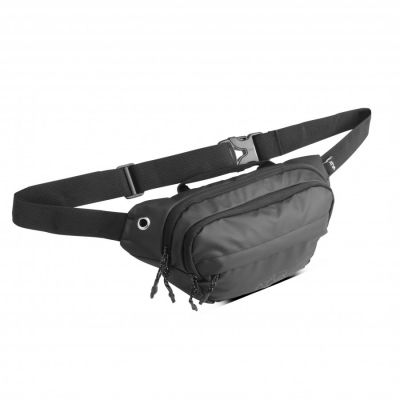 Tas Waistbag Hitam Elite Black